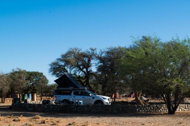 transporte Namibia