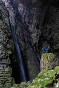 ibicoara cachoeira do buração e fumacinha