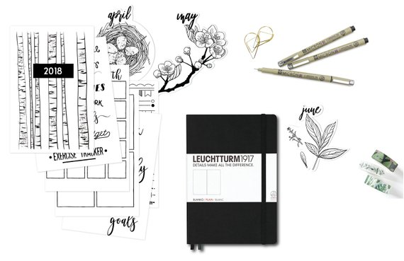 Irresistible gift ideas for bullet journalers