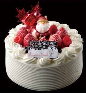 アタッシェ クリスマスケーキ