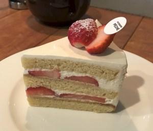 ペーシュ ショートケーキ