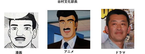 谷村文化部長