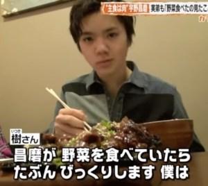 宇野昌磨 野菜嫌い