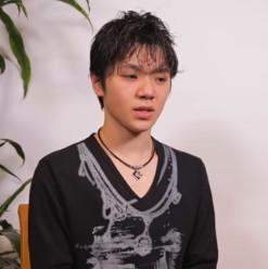 宇野昌磨ネックレス