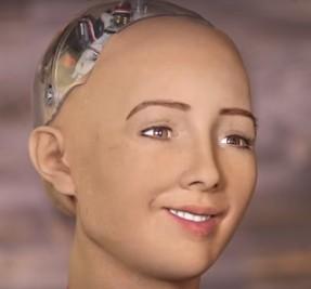 ソフィア ロボット