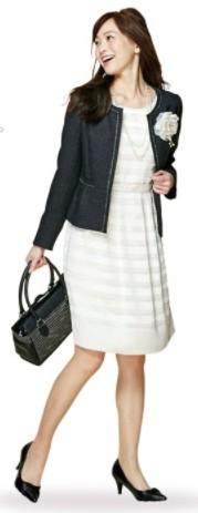 30代入園式服装ブランド