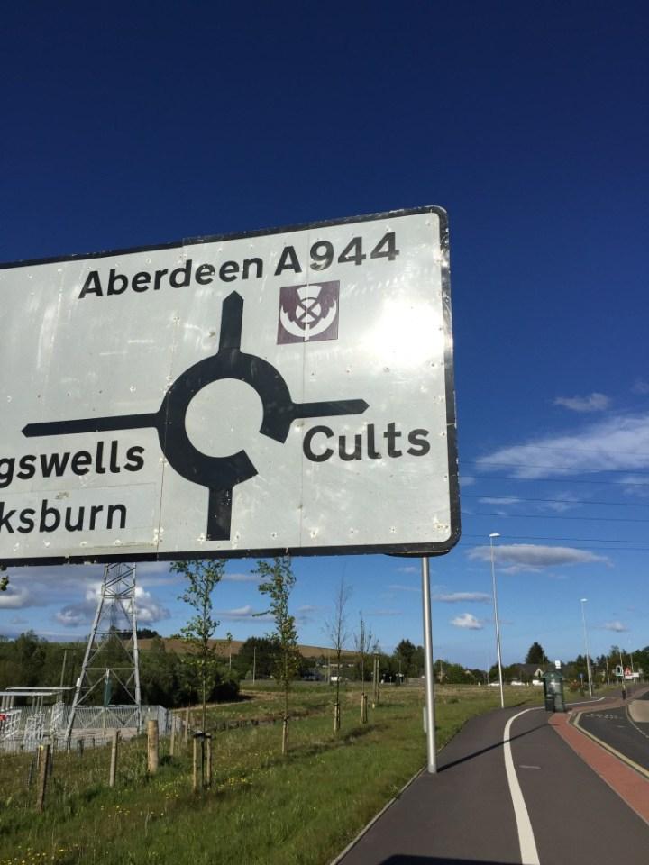 Aberdeen -- Scotland