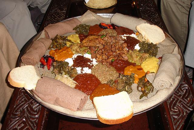 ethiopian platter - carsten ten brink
