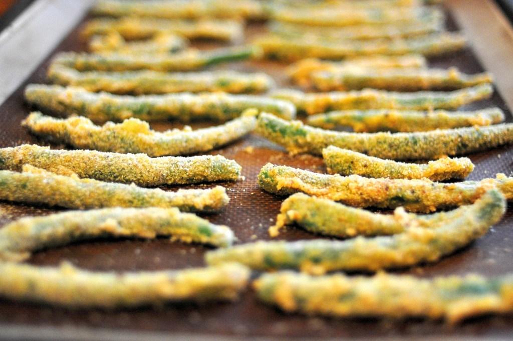 Cornmeal Veggies
