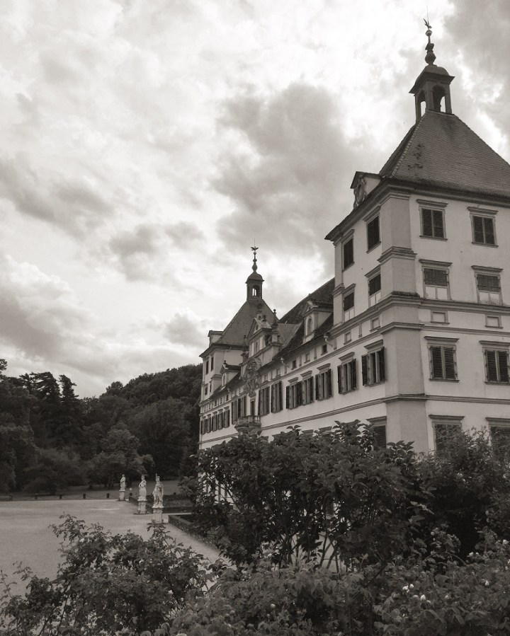 A view of Eggenberg Palace