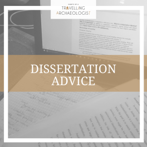 Dissertation Advice