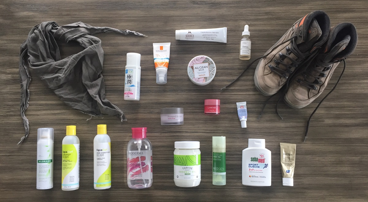 Skincare Basics For Fieldwork - Habits of a Travelling