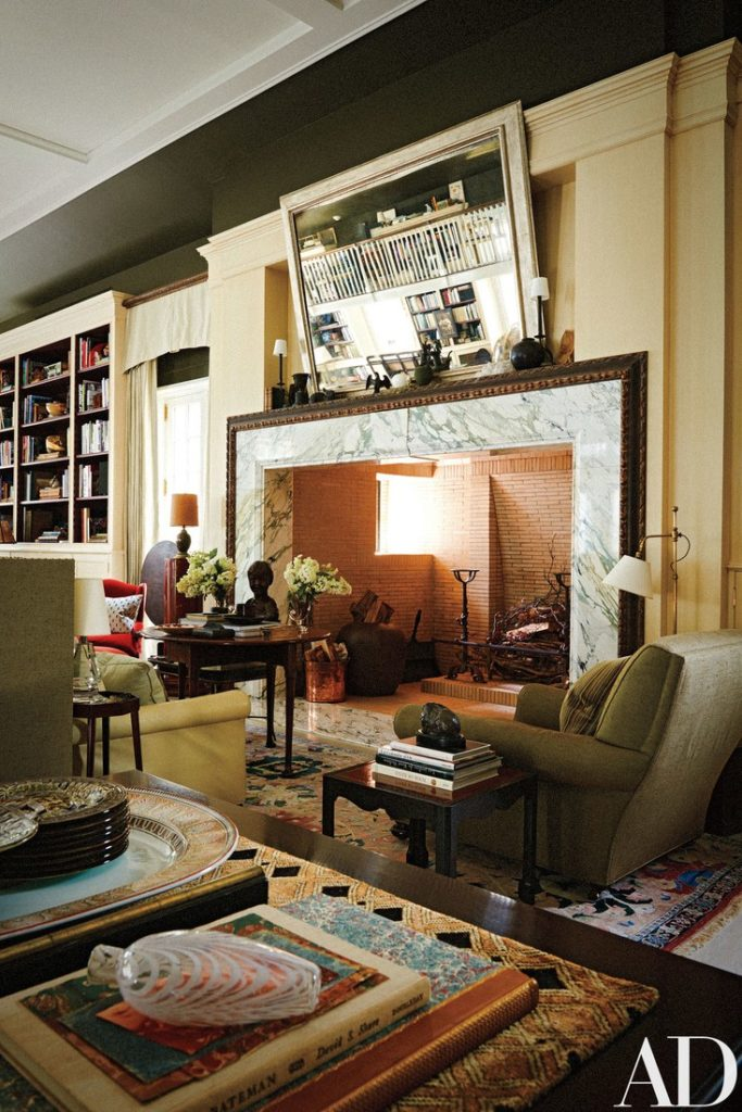 Habitually Chic  The Library