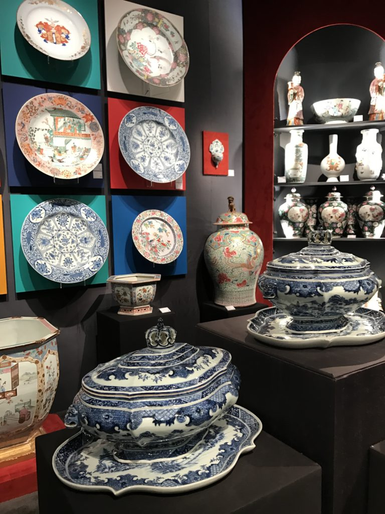 Habitually Chic  Winter Antiques Show 2017