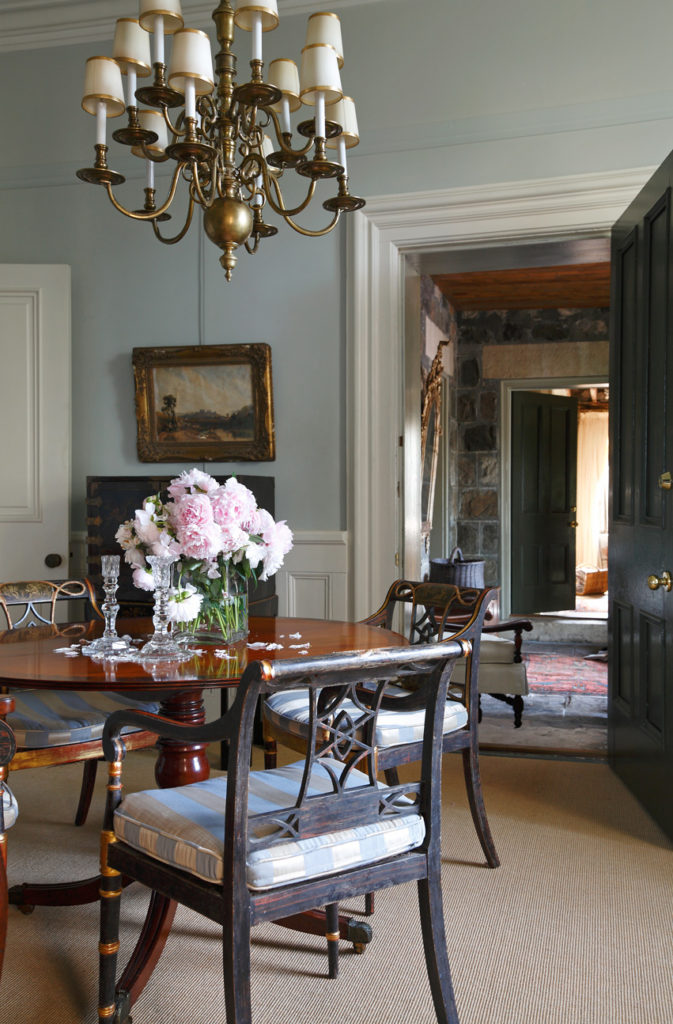 Habitually Chic  Chic English Country House by Susan Burns