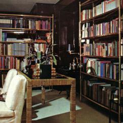 Brown Slipper Chair Rocking Arm Cushions Habitually Chic® » Billy Baldwin At Home