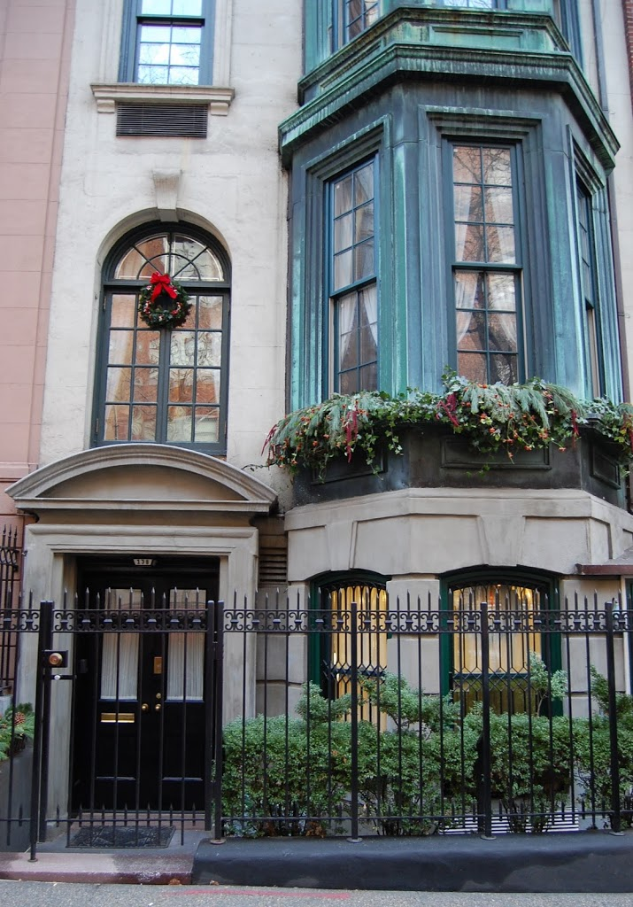 Habitually Chic  Christmas on the Upper East Side