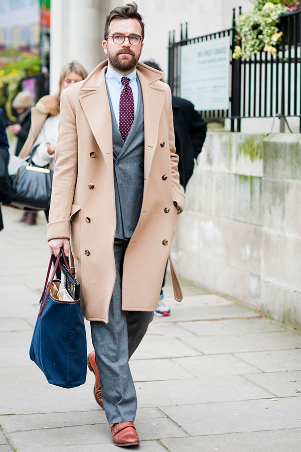 Habitually Chic  Chic on the Street Mens Fashion Week 2015