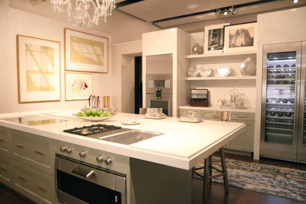 Habitually Chic Sotheby Showhouse Kitchen