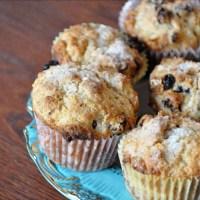 Bing Cherry Muffins