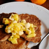 Mark Bittman's Vegan Coconut Pancakes