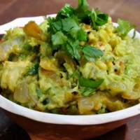 When Curry Powder Met Avocados: Indian Guacamole