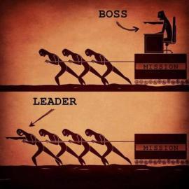 Habitude #3 Montrez la voie, soyez un(e) leader