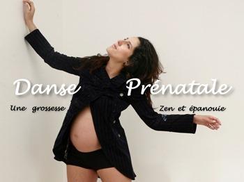 danse prénatale grossesse zen épanouie