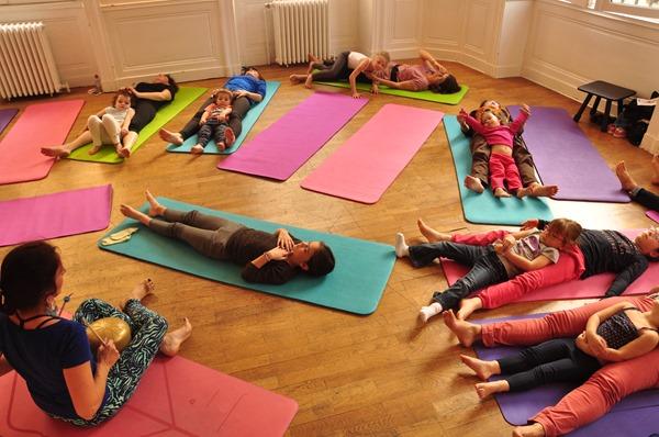 positions de yoga pour enfants