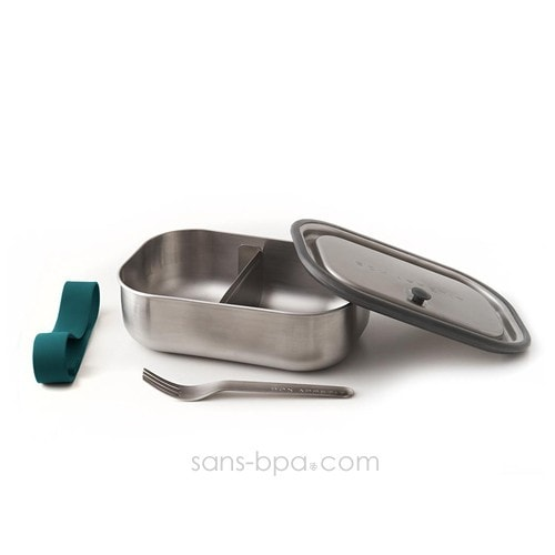Lunch box en inox de Sans BPA