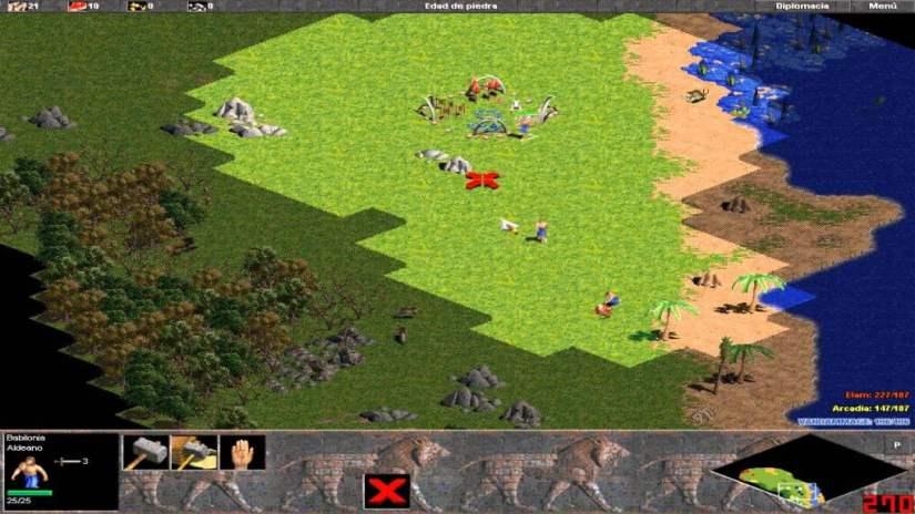 Juegos antiguos de PC - Age of Empires