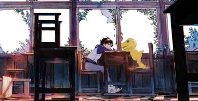 Gameplay Digimon Survive