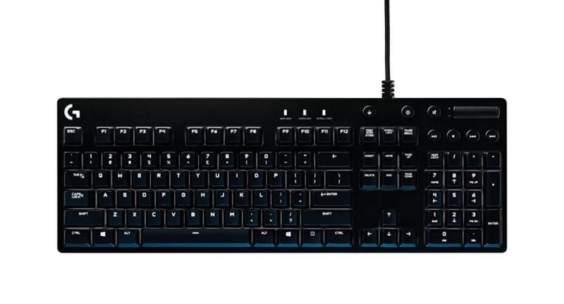 Teclado Gamer - Logitech G610 Orion