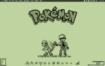Juegos RPG - Pokémon