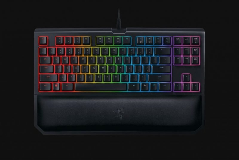 Teclado Gamer - Razer BlackWidow Tournament Edition Chroma V2