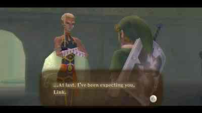 Juegos RPG - The Legend of Zelda