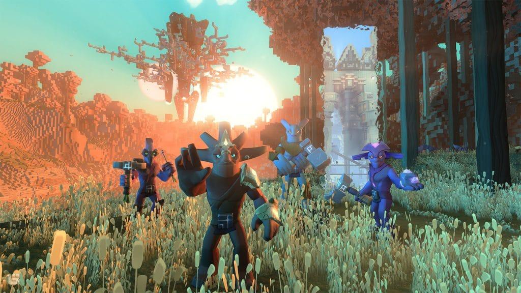 Fecha de estreno de Boundless en PS4 y PC