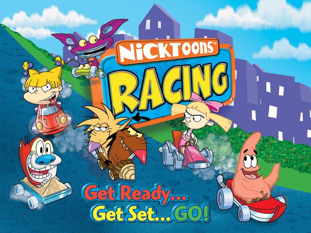 Juego de Carreras Nickelodeon