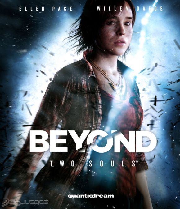 Beyond: dos almas Ellen Page Willem Dafoe actores en videojuegos