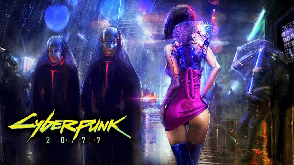 Cyberpunk 2077 CD Projekt RED lanzamiento