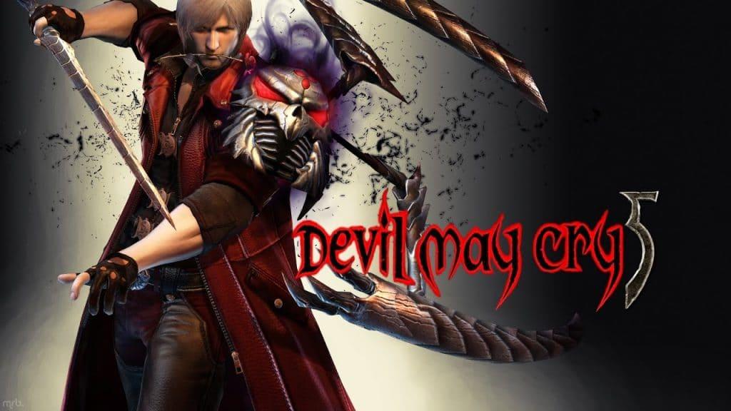 Devil May Cry 5 Capcom Dante Nero