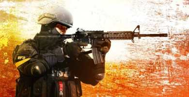 Ratón gaming para shooter