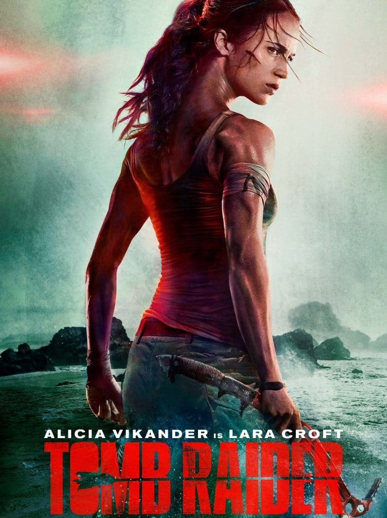 Tomb Raider película películas basadas en videojuegos aliciavikander