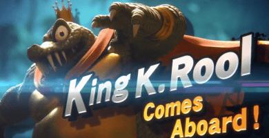 King K. Rool en Super Smash Bros Ultimate