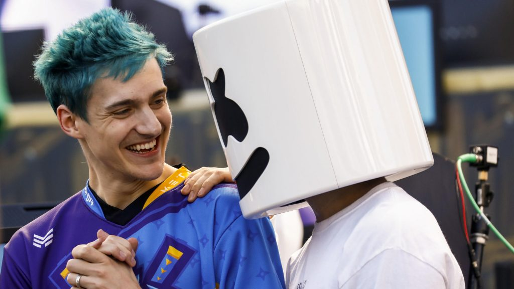 ninja no retransmite con mujeres en twitch
