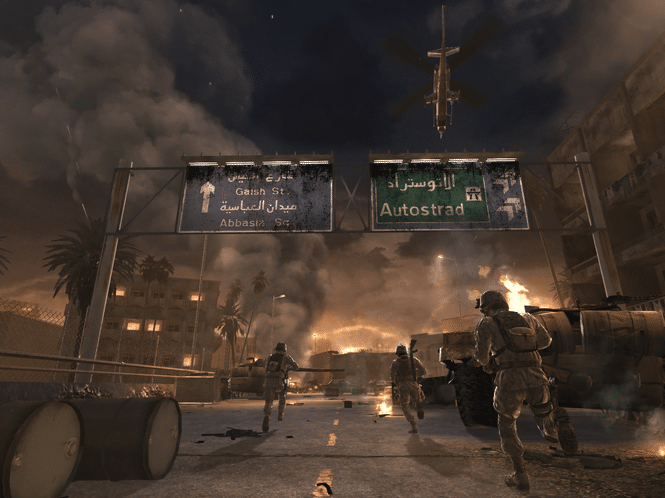 Call of Duty 4 Modern Warfare el mejor juego de Call of Duty