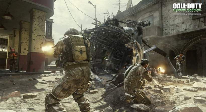 Call of Duty 4 Modern Warfare el mejor juego de Call of Duty remastered