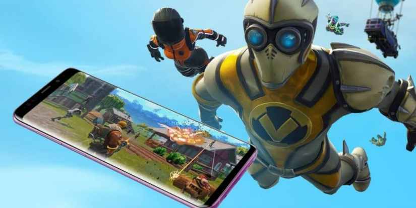 Fortnite android Epic games