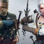 Geralt de Rivia Ciri Netflix The Witcher 3