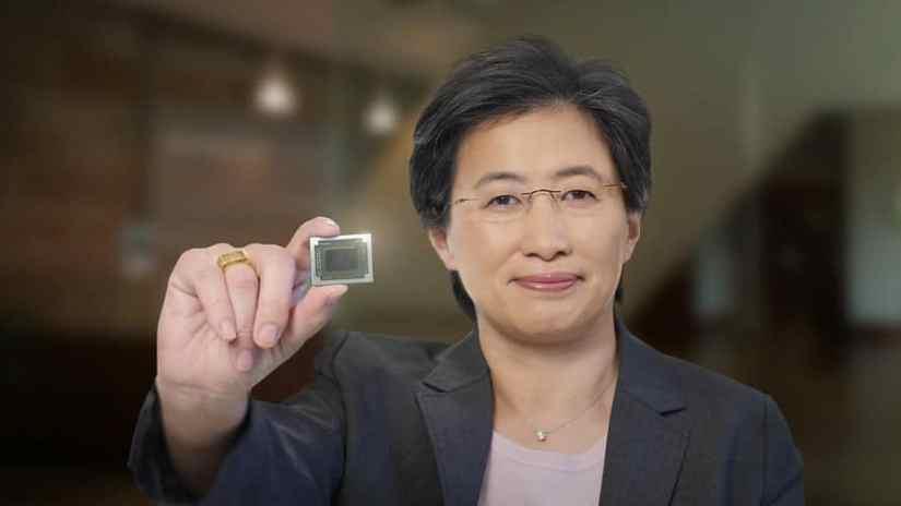 Lisa Su AMD consolas